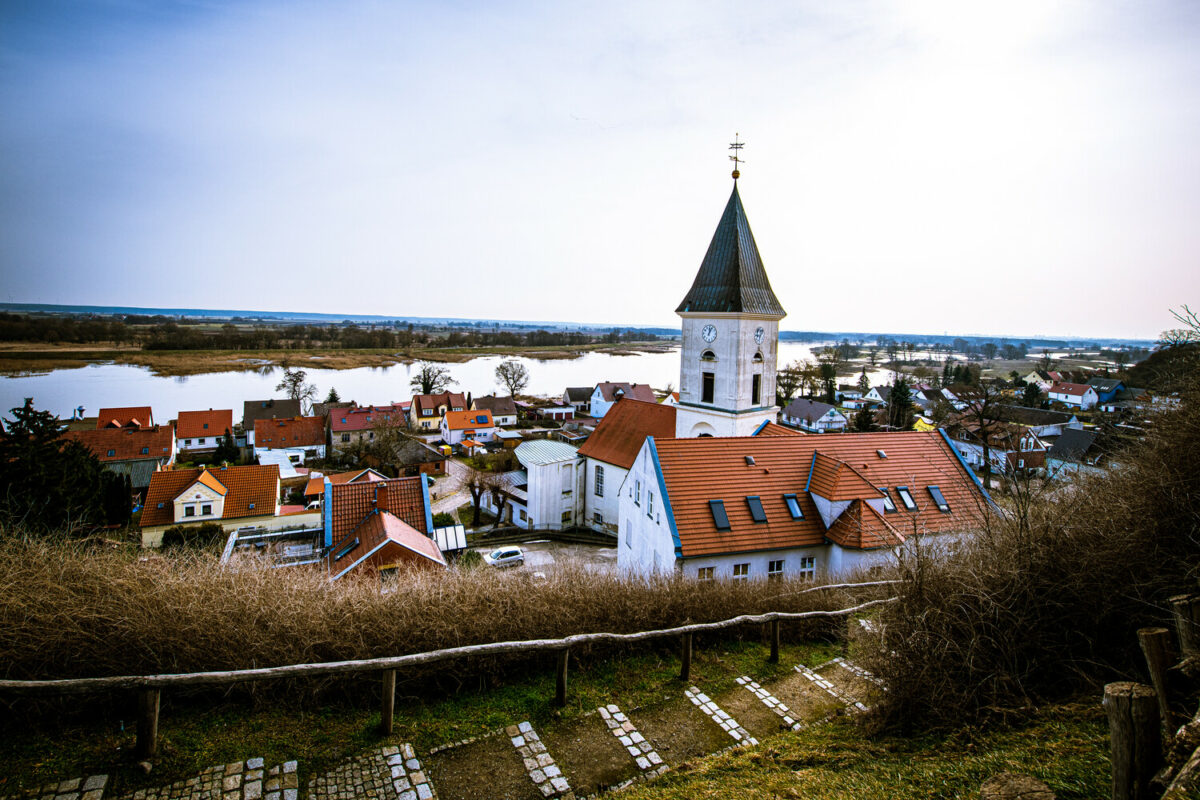 Oderbruch in winter, spring landscape photos, nature photos