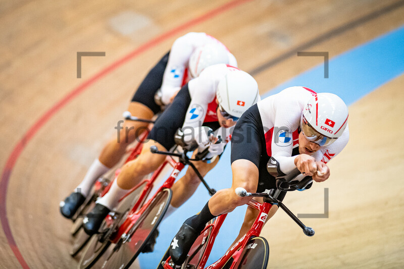 Grenchen 2021 UEC Track Cycling European Championships