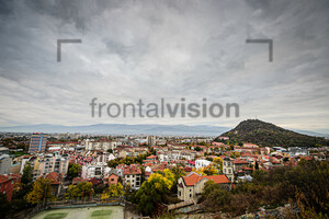 View on Plovdiv