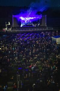 Fury In The Slaughterhouse: Strandkorb Festival Rennbahn Hoppegarten