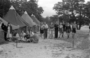 Zeltlager DDR - Tent Camp GDR