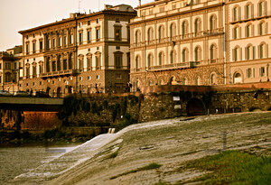 Bank of the Arno Florence