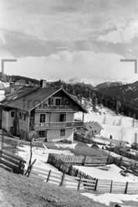 Haus in Oberinntal 1956