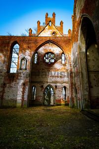 Reitweiner Stüler-Kirche, church