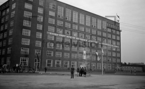 Firmengelaende 1950 | Factory in Eastberlin 1950