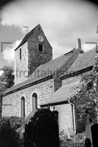 Alte Pfarrkirche Old Parish Church Mahlsdorf 1964