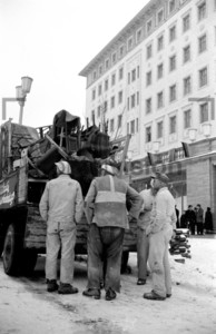 Möbelpacker DDR 1953