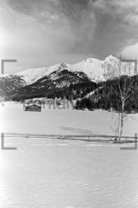 Winterlandschaft Tirol 1956