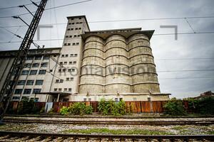 Along The Railway Plovdiv: Plovdiv