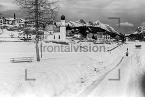 Seekirche Seekirchl Heiliges Kreuz Seelfeld 1956