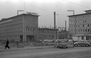 Köln Concordia Haus Börsenplatz 1955