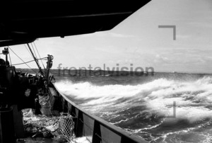 Fischkutter auf hoher See | Fishing boat Baltic Sea