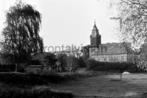 Dorfkirche Village Church Brandenburg 1960er Jahre