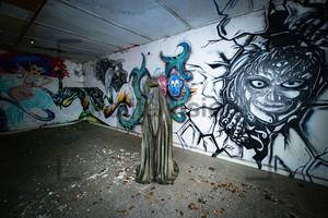 Ghost Heilstätte Grabowsee - Lung sanatorium Grabowsee