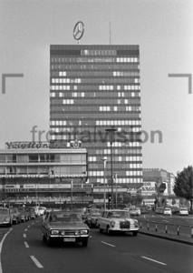 Westberlin Europacenter 1969