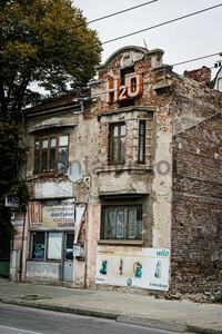 Old ruins Buildings Plovdiv