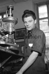 VEB Uhrenwerk Ruhla 1950
