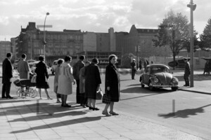 Behrenstraße Ostberlin 1964