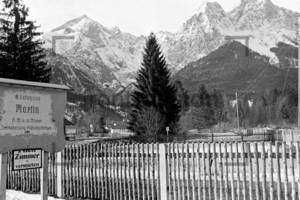 Gästehaus Martin Grainau 1956