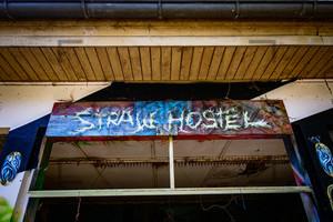Straw Hostel Heilstätte Grabowsee - Lung sanatorium Grabowsee