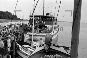 Schiff Insel Hiddensee Vitte