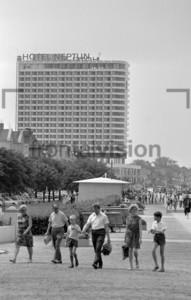 Promenade Warnemuende 1971