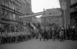 Zittau Dreiländertreffen 12. January 1950