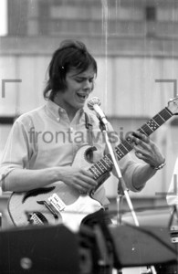 Musikband E-Gitarre Gesang 1973 DDR