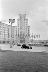 Strausberger Platz Berlin 1956