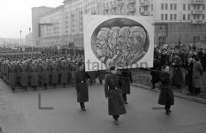 Trauerfeier Stalin Ostberlin 1952 | Obsequies for Josef Stalin Eastberlin 1952