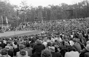 Freilichtbühne Plänterwald 1953