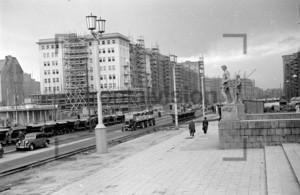 Deutsche Sporthalle Stalinallee Berlin 1953
