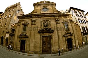 Portal Santa Trinita Florence