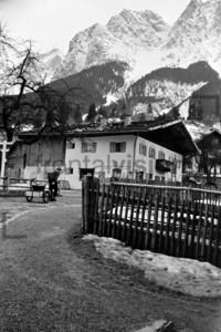 Oberer Dorfplatz 3 Grainau 1956