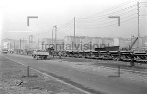Frankfurter Allee, Stalinallee 1953