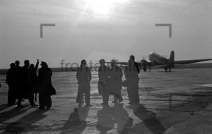 Flughafen Airport Berlin Schönefeld 1949