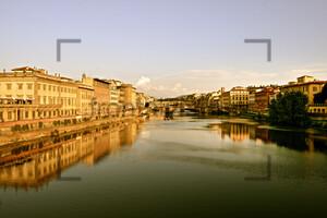 Arno, Ponte alla Carraia, Ponte Santa Trinita Florence