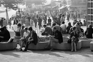 Westberlin Kurfürstendamm 1969