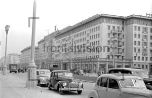 Stalinallee, Karl Marx Allee, Marchlewskistraße, Koppenstraße 1953