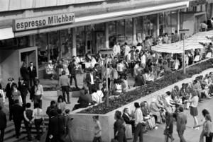 Eiscafe Berlin Alexanderplatz