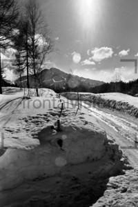 Tirol Winterlandschaft 1956