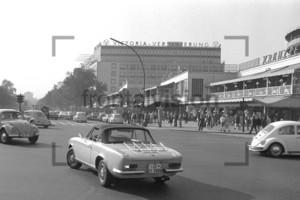 Cafe Kranzler Berlin 1969
