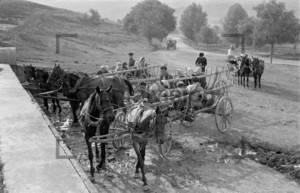 Landleben Bulgarien 1965   Country life in 1965 Bulgaria