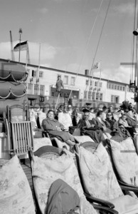 Schiff nach Helgoland 1959 | Ship to Helgoland 1959