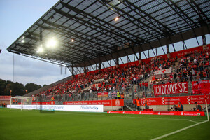 Rot-Weiss Essen vs. SV Straelen 20-08-2021 Spielszenen