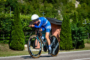 SHAPIRA Omer: UEC Road Cycling European Championships - Trento 2021