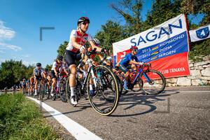 REUSSER Marlen: UEC Road Cycling European Championships - Trento 2021