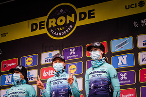 PILOTE-FORTIN Gabrielle: Ronde Van Vlaanderen 2020