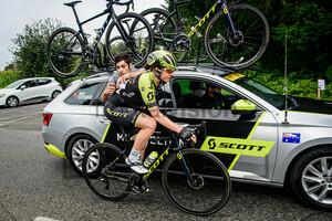 ROY Sarah, VALSECCHI Flavio: GP de Plouay - Women´s Race