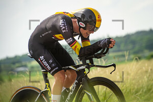 KOCH Christian Maximilian: National Championships-Road Cycling 2021 - ITT Men
